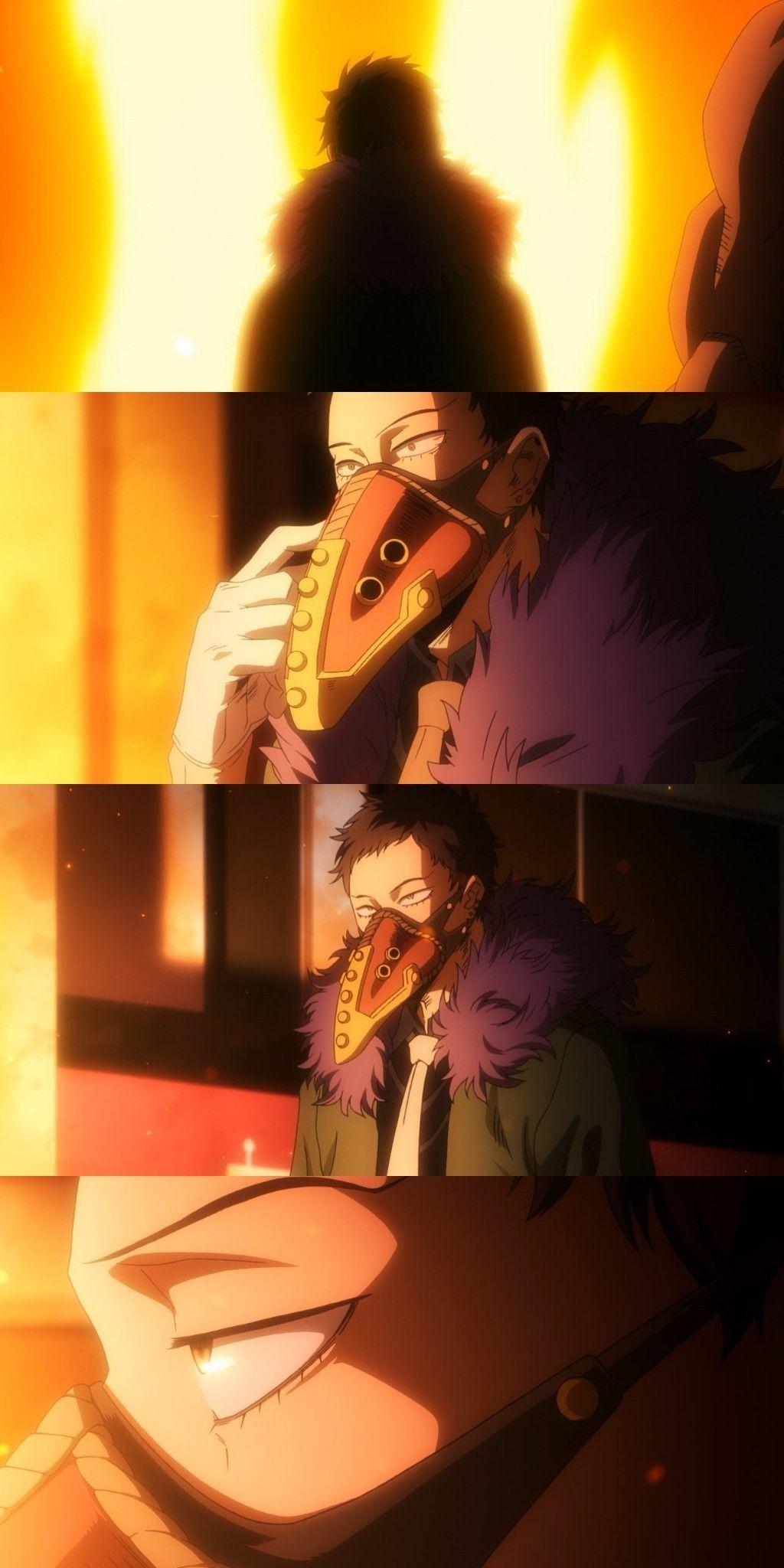 Chisaki Kai (Overhaul) Hero academia characters, My hero