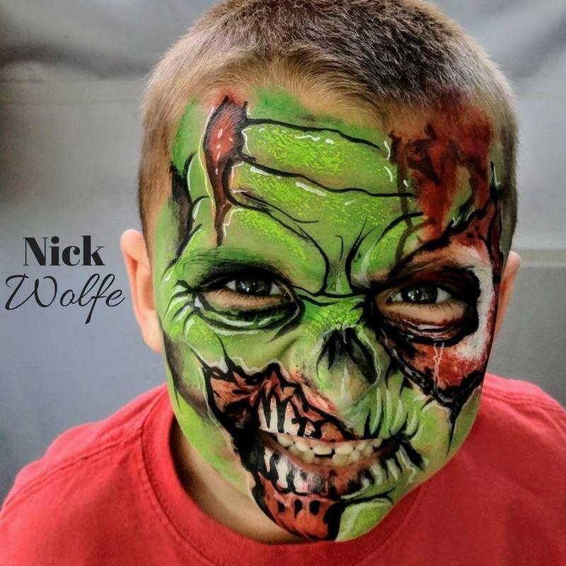 21616421_10154695550486097_6391006984921470324_njpg (800×800 - halloween face paint ideas scary