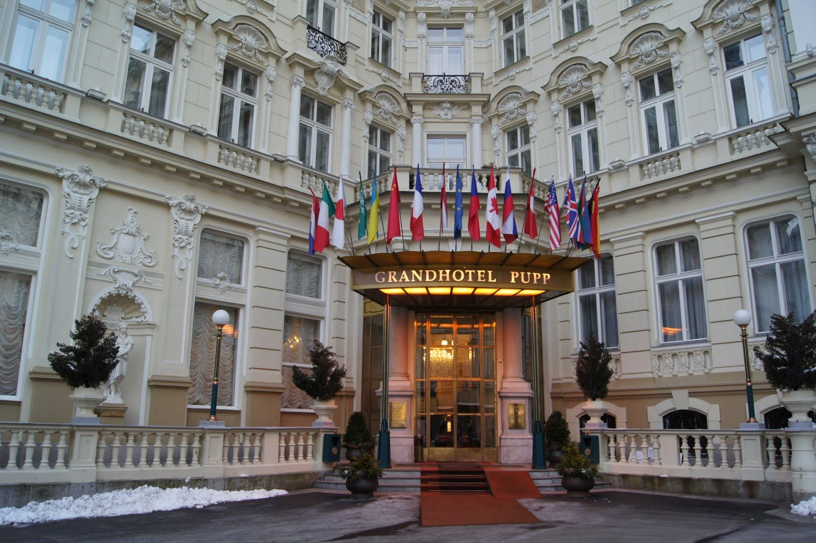 Casino royale location czech republic