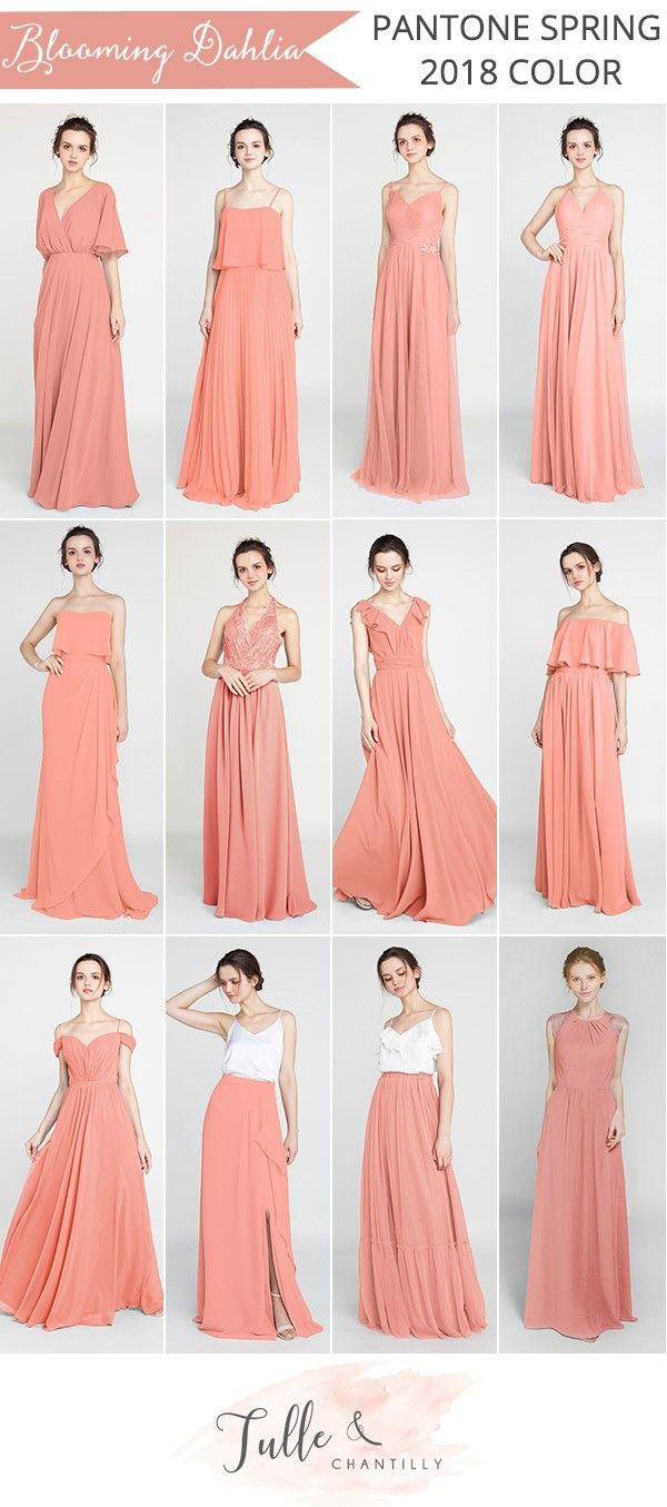 Long & Short Bridesmaid Dresses From $89 in Size 2-30 and 100+ Color ...