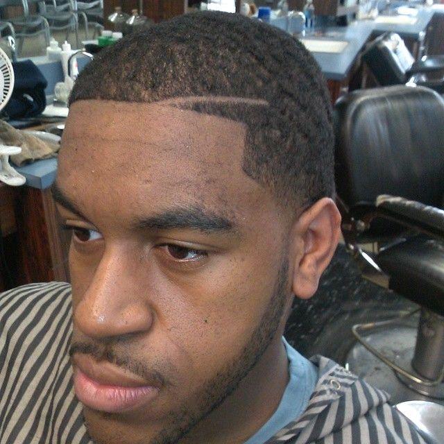 black men taper haircut | Top men hairstyles | Pinterest ...