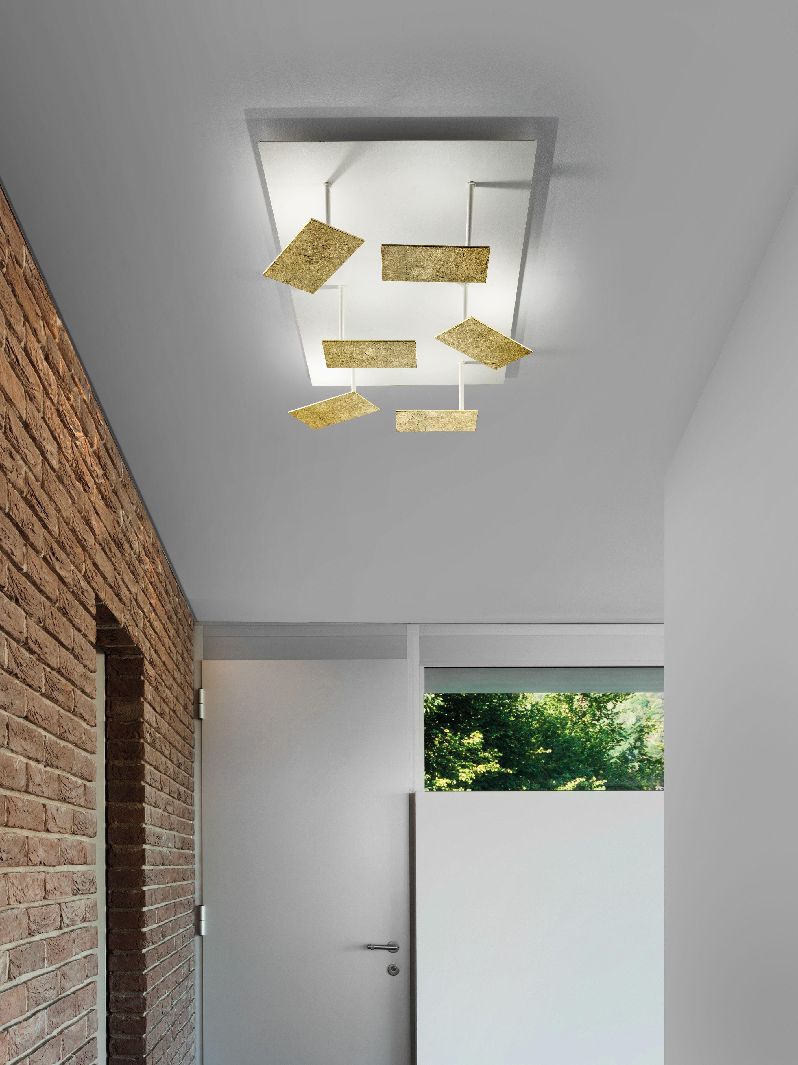 Time 2107 Pl 40 50 80 Braga Illuminazione Ceiling Lamps
