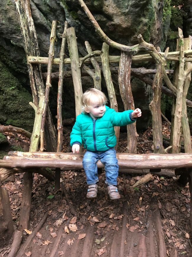 Puzzlewood In The Forest Of Dean A Toddler Explores Forest Of Dean Forest Scenic Routes