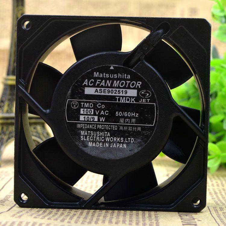 Matsushita Ase902519 100vac 10 9w Cooling Fan Cooling Fan Fan 10 Things