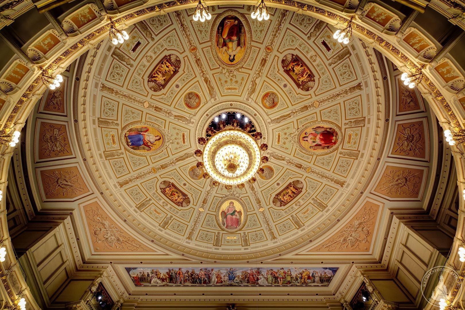 Dresden Dresden Semper Oper Dresdner