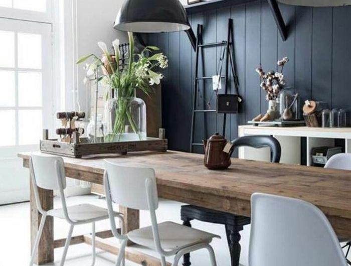 ▷ 1001+ Idées pour aménager ses espaces en couleur bleu gris + les