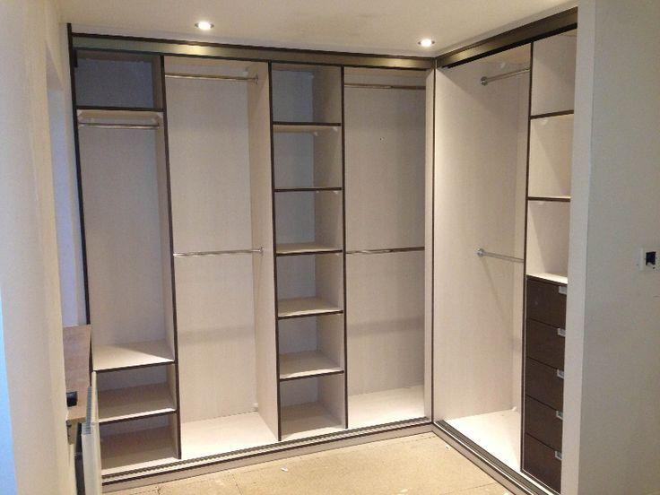 Image result for pax wardrobes l shaped room   Closet   Pinterest ...
