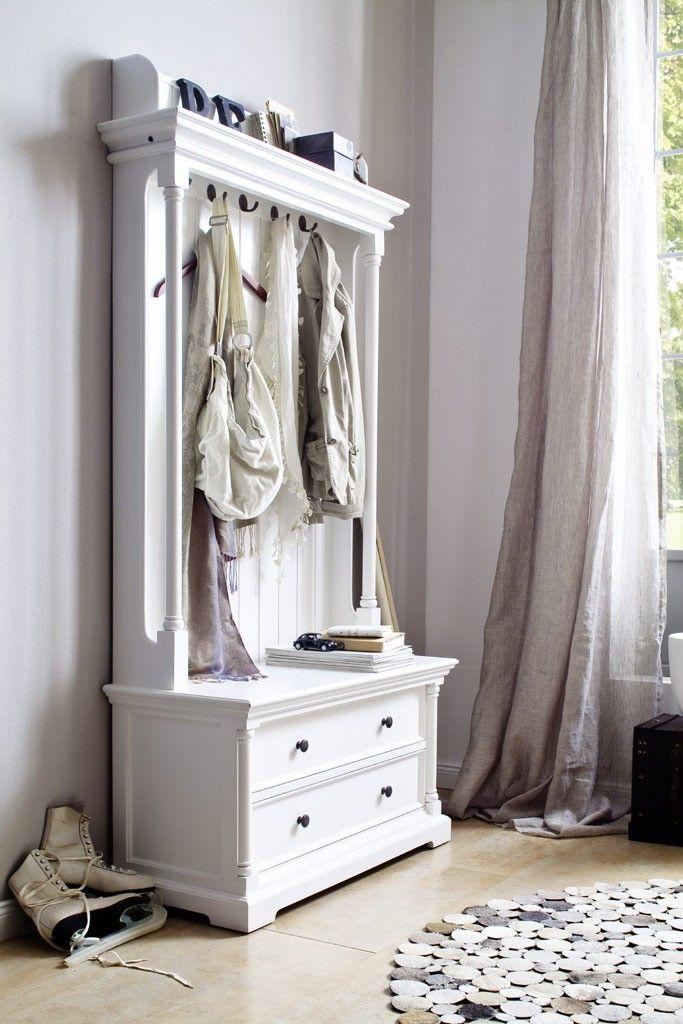 Billig shabby chic garderobe | Sisustus. Aed. | Pinterest | House