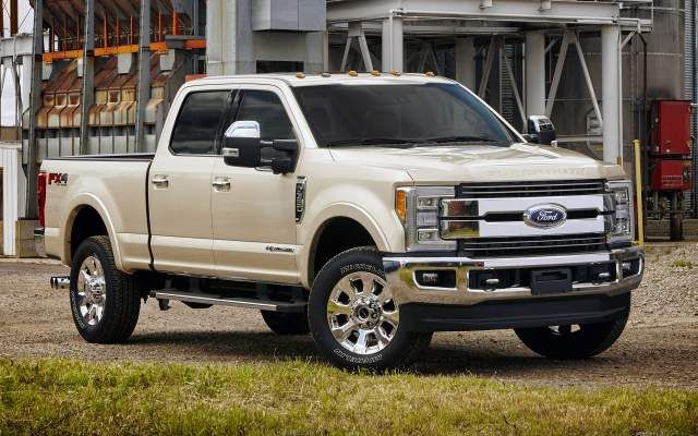 2018 Ford F 150 Changes