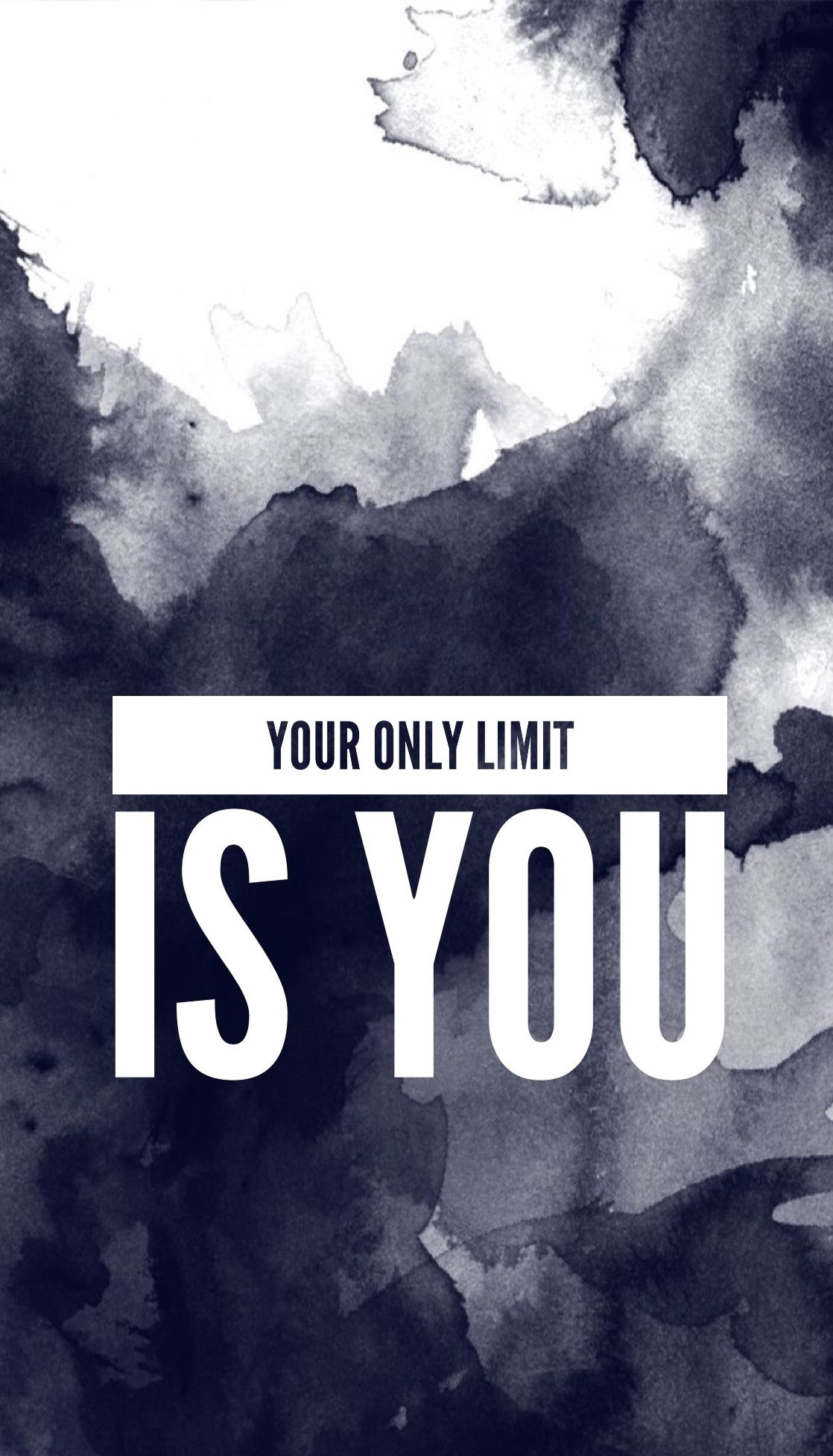 Your Only Limit Is You Quotes Words Inspiration Words