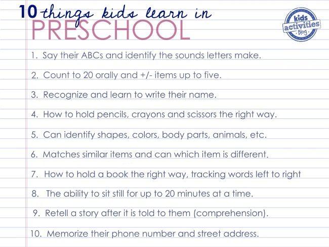 How To Homeschool Preschool Best Play Curriculum For 3 4 Year Olds Preschool Preschool Prep Before Kindergarten What do year olds learn in preschool