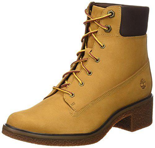 outlet store e4597 54eff Timberland Damen Brinda Chukka Boots, Braun (Wheat), 36 EU ...
