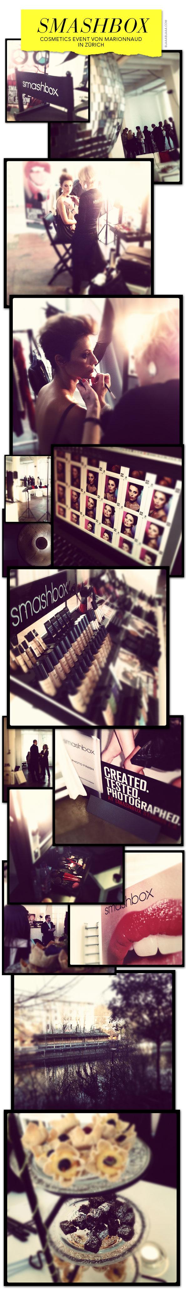Smashbox Cosmetics Event by Marionnaud