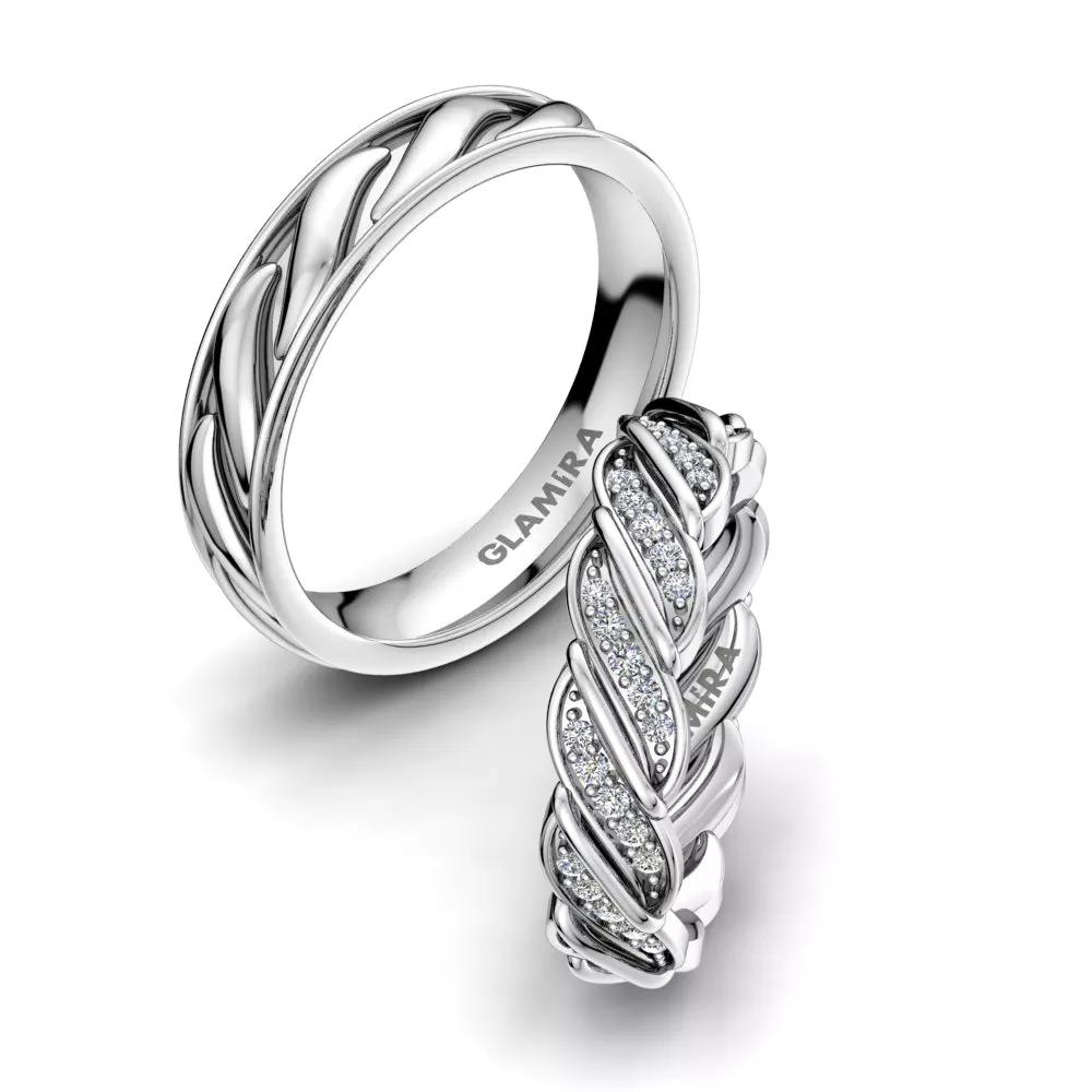 Buy Fever Twist Glamira Co Uk In 2020 Wedding Rings Mens Wedding Rings Engagement Rings