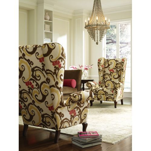 Living Room Furniture With Personality Gold Brown Accent Chairs