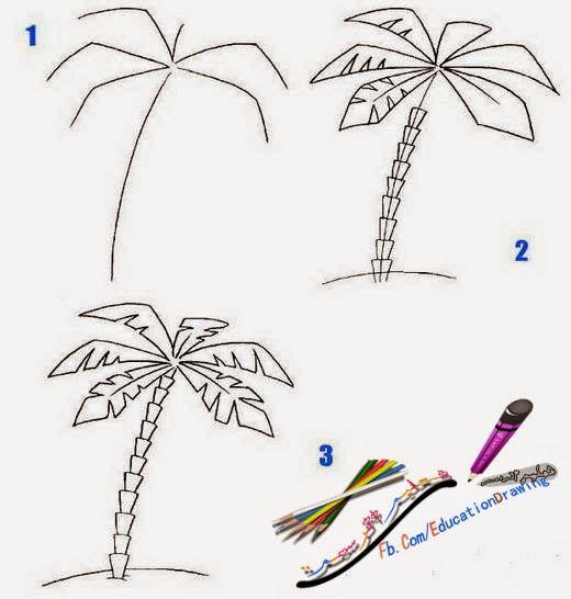 رسم سهل وجميل تعليم الرسم للمبتدئين بقلم الرصاص خطوة خطوة بالصور والشرح Unicorn Wallpaper Drawings Hair Accessories