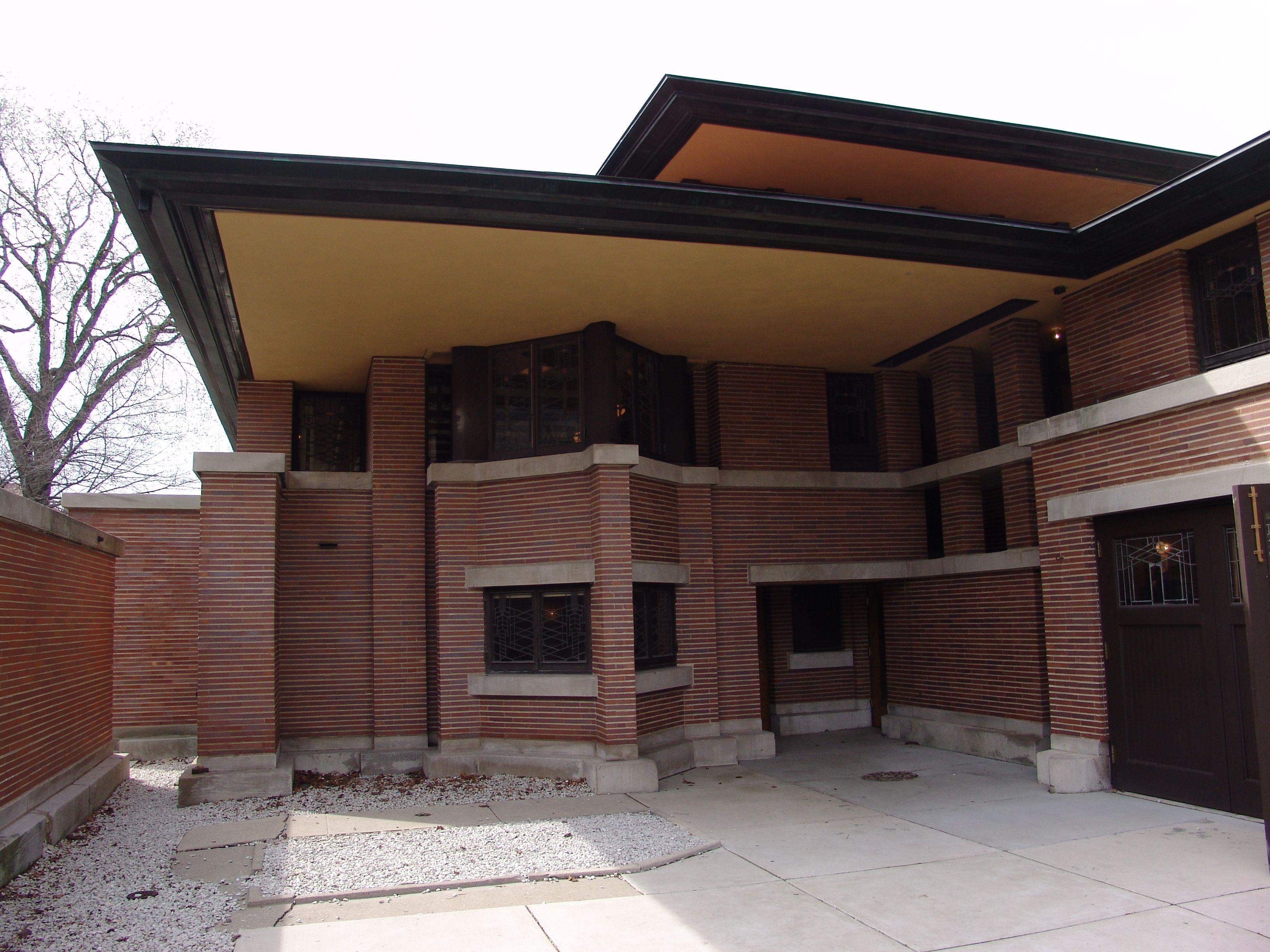 Robie house chicago