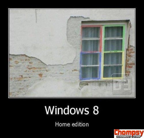 Funny Pictures Windows 8