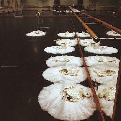 civilianaires:Ballet Class Is Over by Darian Volkova