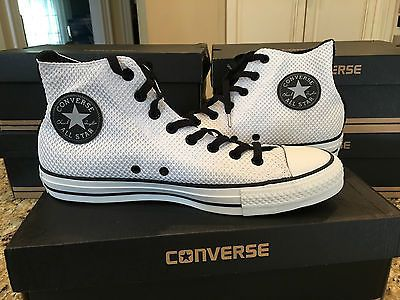 Converse Chuck Taylor All Star CT HI Men's Shoes White Black