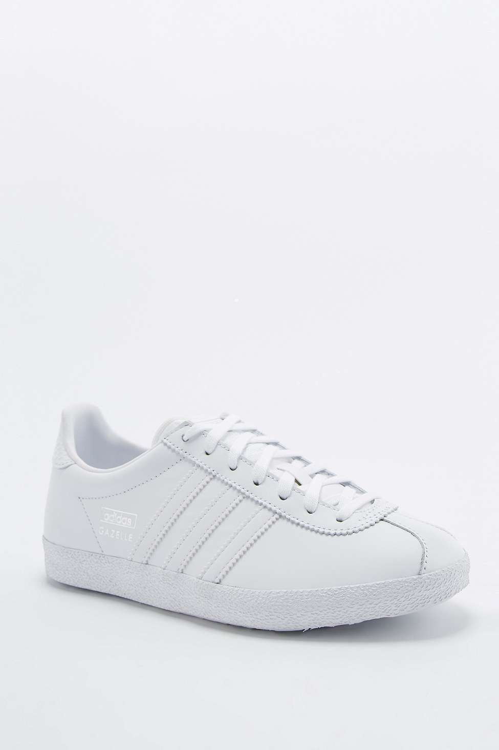 Adidas Originals Baskets Gazelle blanches | Sneakers