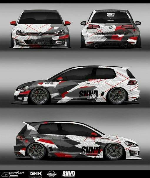Dazzle Sports Car