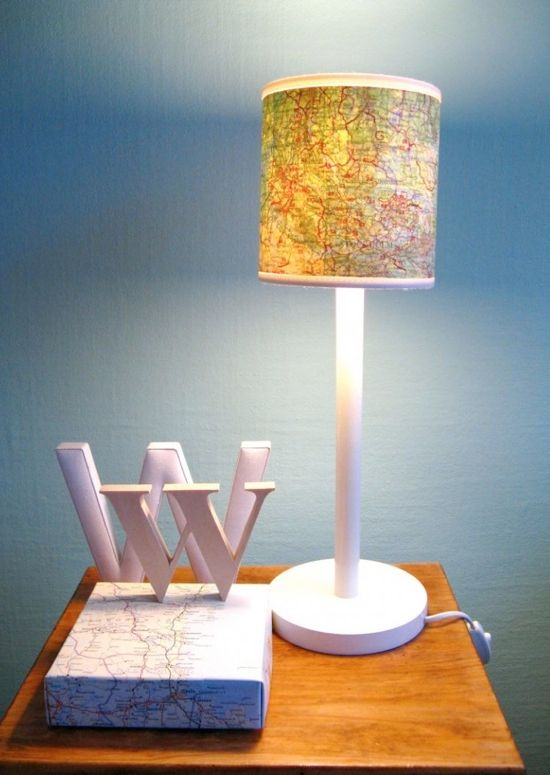 14 Creative and Cool Lampshade Designs
