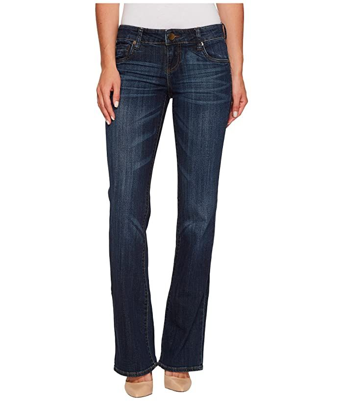 KUT from the Kloth Natalie High Rise Bootcut in Exceptional #affiliate , #AFF, #Natalie, #Kloth, #KUT, #High, #Exceptional