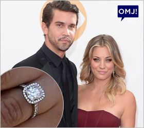 The Big Bang Theory star Kaley Cuoco got engaged to Ryan ...