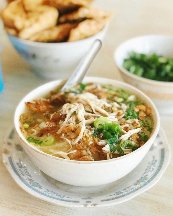 resep soto ayam khas jawa tengah  enak wajib dicoba iniresepcom resep masakan Resepi Masakan Warung Enak dan Mudah