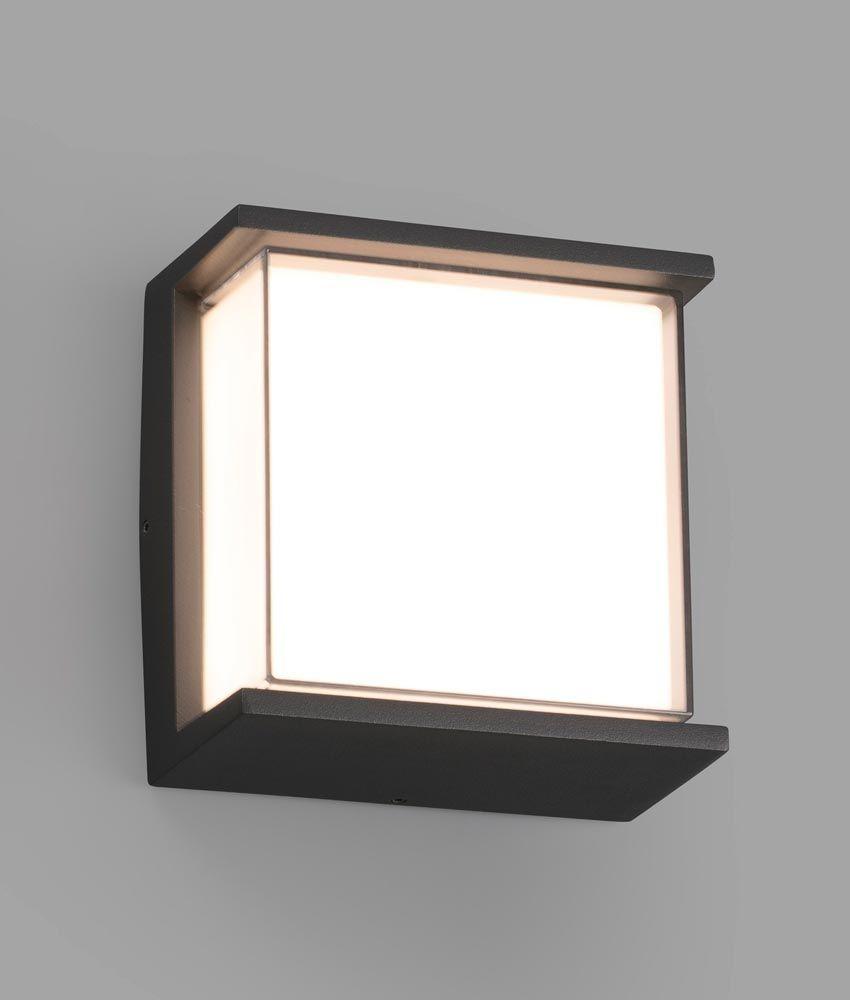 Aplique Gris Oscuro Hikari Led La Casa De La Lampara Apliques De Pared Led Luces Para Techo