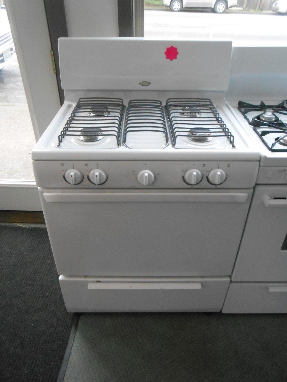 Whirlpool 5 burner gas range - Appliance City Whirlpool 30 Inch Gas Freestanding Standard Clean Range Electronic Ignition 4 Burner Broiler