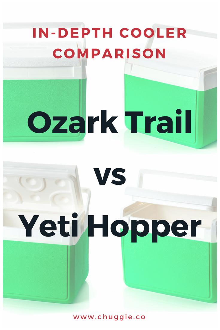 Yeti vs Ozark Trail Tumblers & Coolers Review Ozark