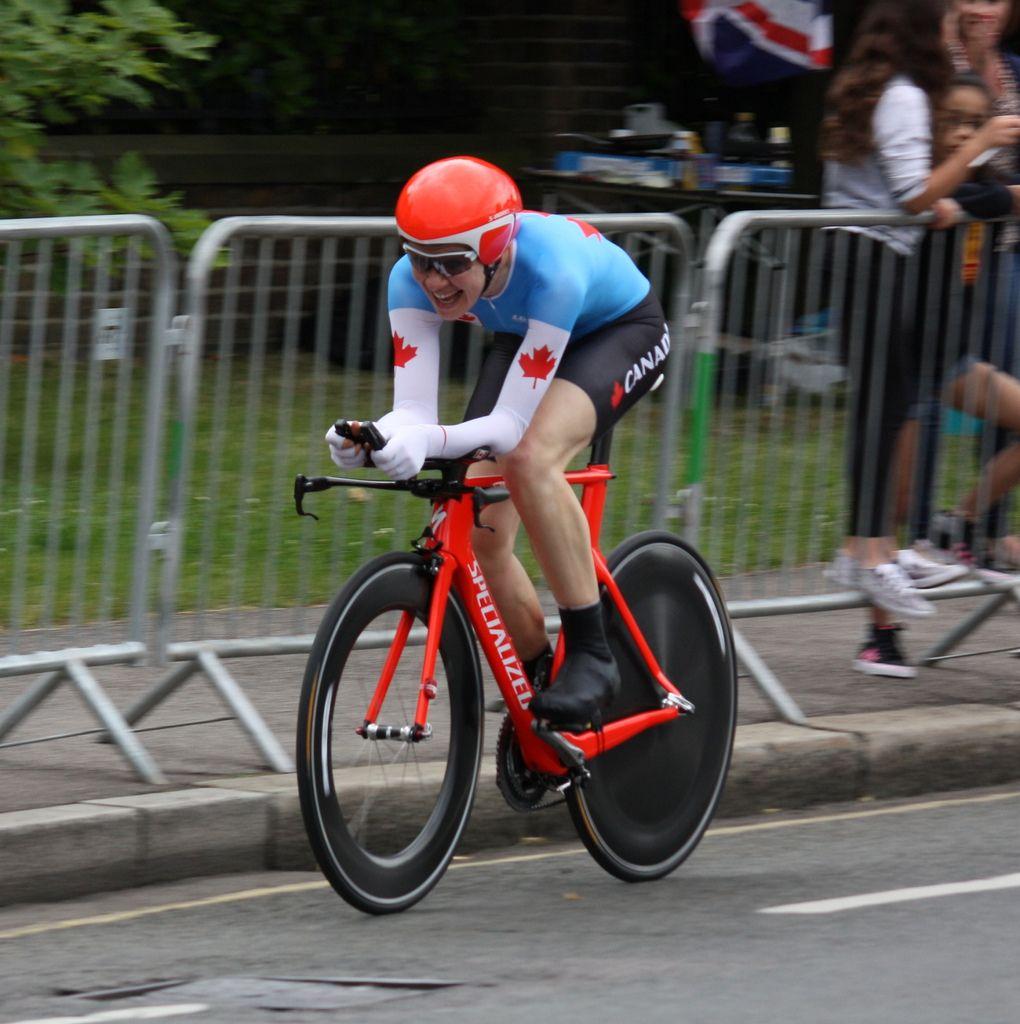 Canada 2012 Olympics Clara Hughes Good Cycling Kits  # Muebles Koyga Vigo