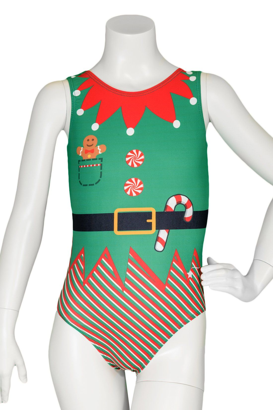 8110cf8e3caf Destira - Gym Elf Leotard  24.97