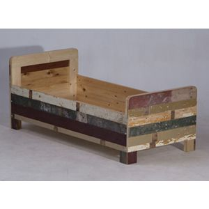 Son's bed by Piet Hein Eek