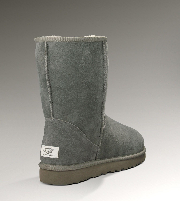 843963d0228 UGG - Classic short - grey - LOVE THEM! | Shoes | Ugg classic short ...