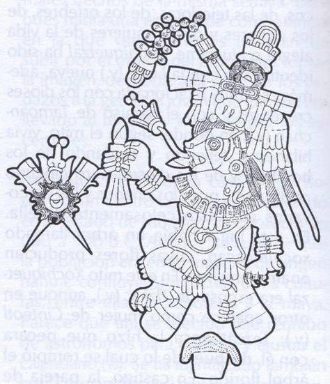 Itzcuintli || Perro Mesoamericano: XÓLOTL, DIOS DUAL Y TRANSFORMISTA ...