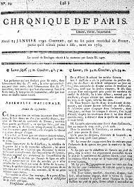 La Chronique de Paris de Condorcet par Lucas&Rayanne