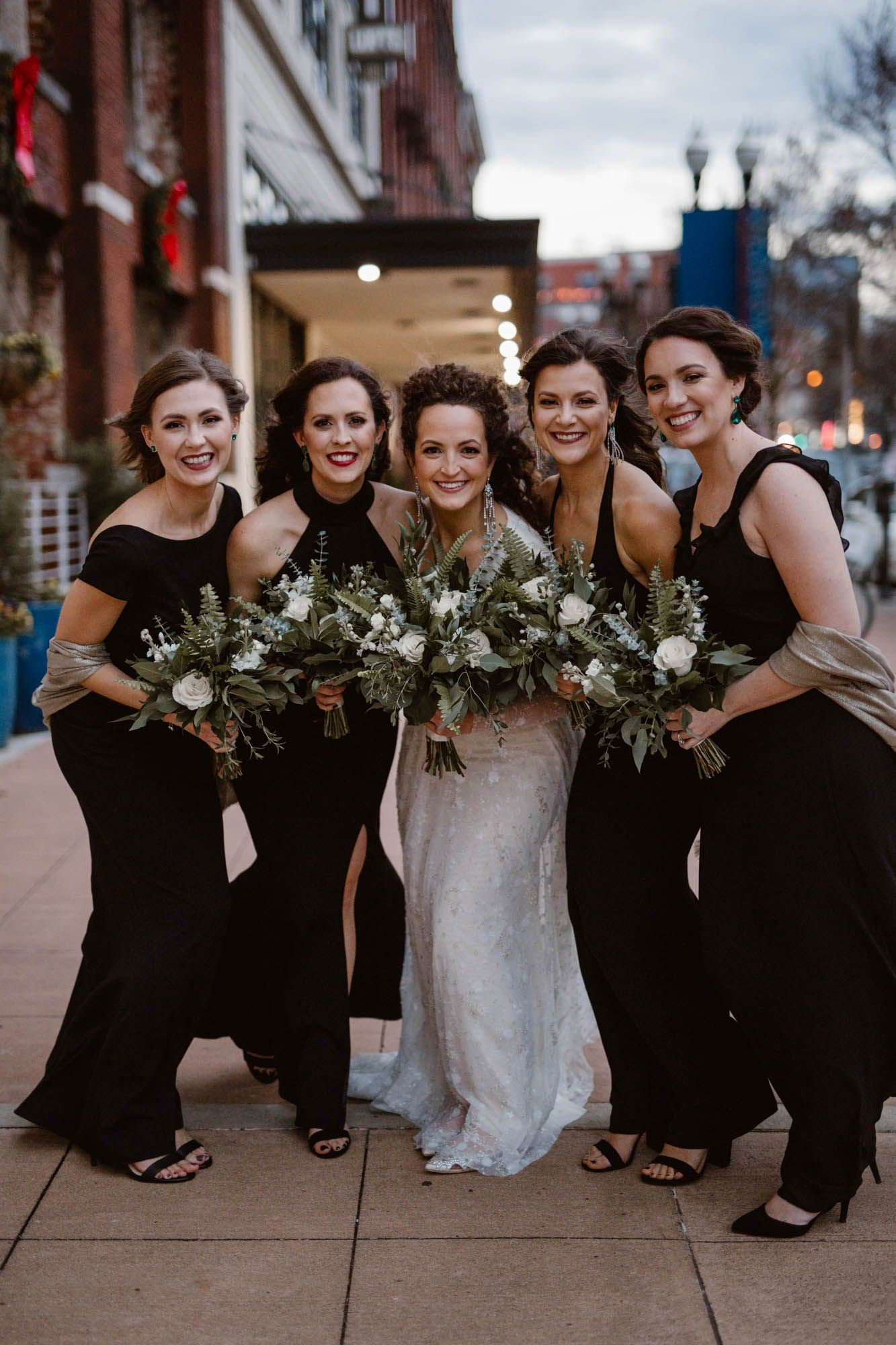 New Year's Eve Wedding at The Emporium in 2020 Spring
