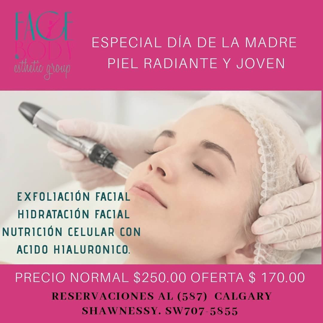 Pin On Spa Face Body Esthetic Group