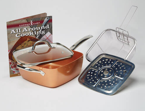 Steamy Kitchen - Win a Set of the Copper Chef Cookware - http ...
