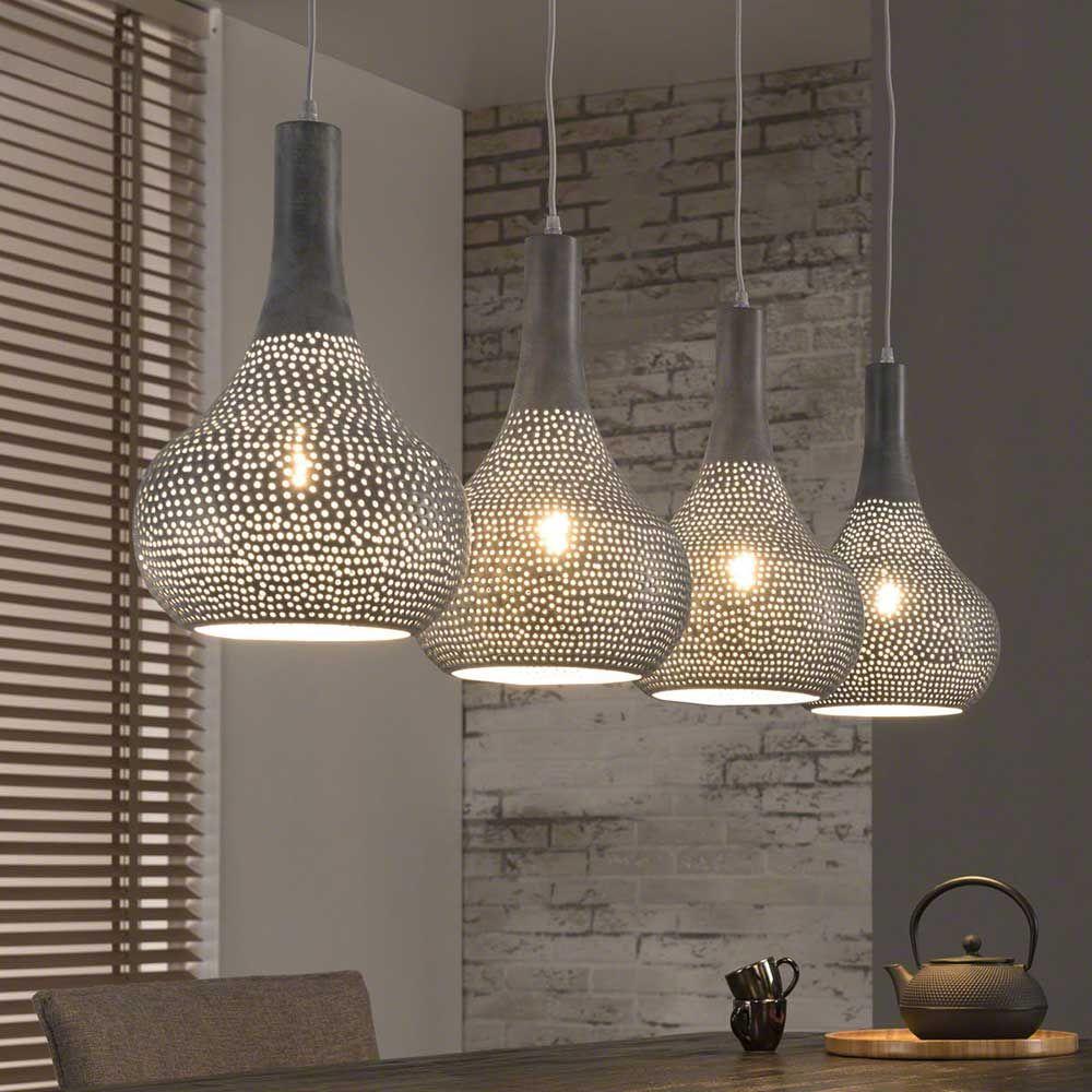 Delightful Luxus Hausrenovierung Esszimmer Pendelleuchten Eine Schone Beleuchtung Leuchten Zu Erhellen Ihr Spe #3: Pendelleuchte Aus Metall Kegelform Jetzt Bestellen Unter:  Https://moebel.ladendirekt.
