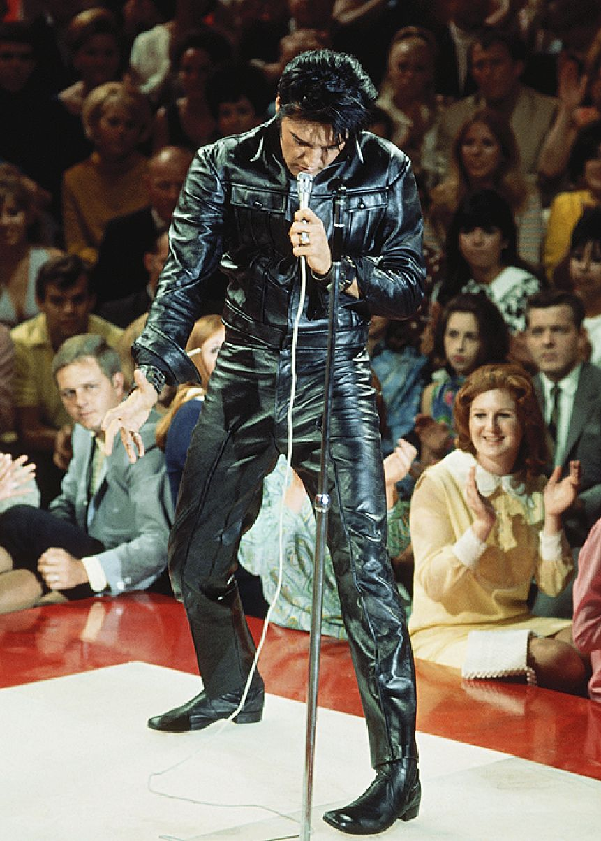 Elvis (Tuesday, December 3, 1968, NBC TV Special) — commonly referred to as the '68 Comeback Special