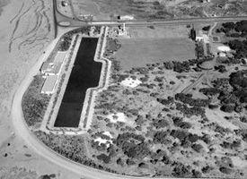 Fleishhacker Pool, 1925  http://sflib1.sfpl.org:82/record=b1000053~S0  via Shawn Clover's Adventures in Photography