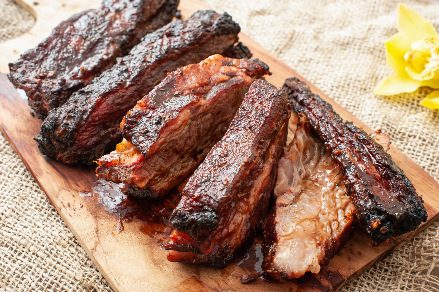 How Do You Make Unforgettable Slow Grilled Beef Ribs Recipe Bbq Beef Rib Recipes Bbq Beef Ribs Grilled Beef Ribs