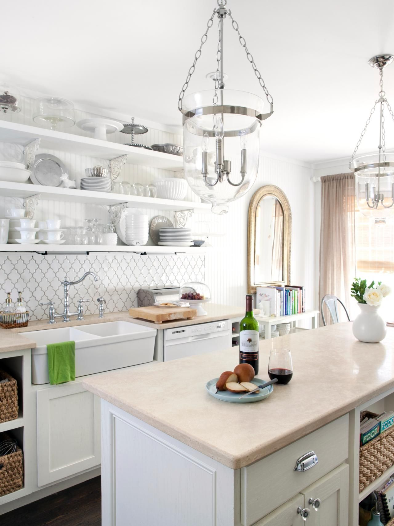 Pictures Of Kitchen Backsplash Ideas From Cheap Kitchen