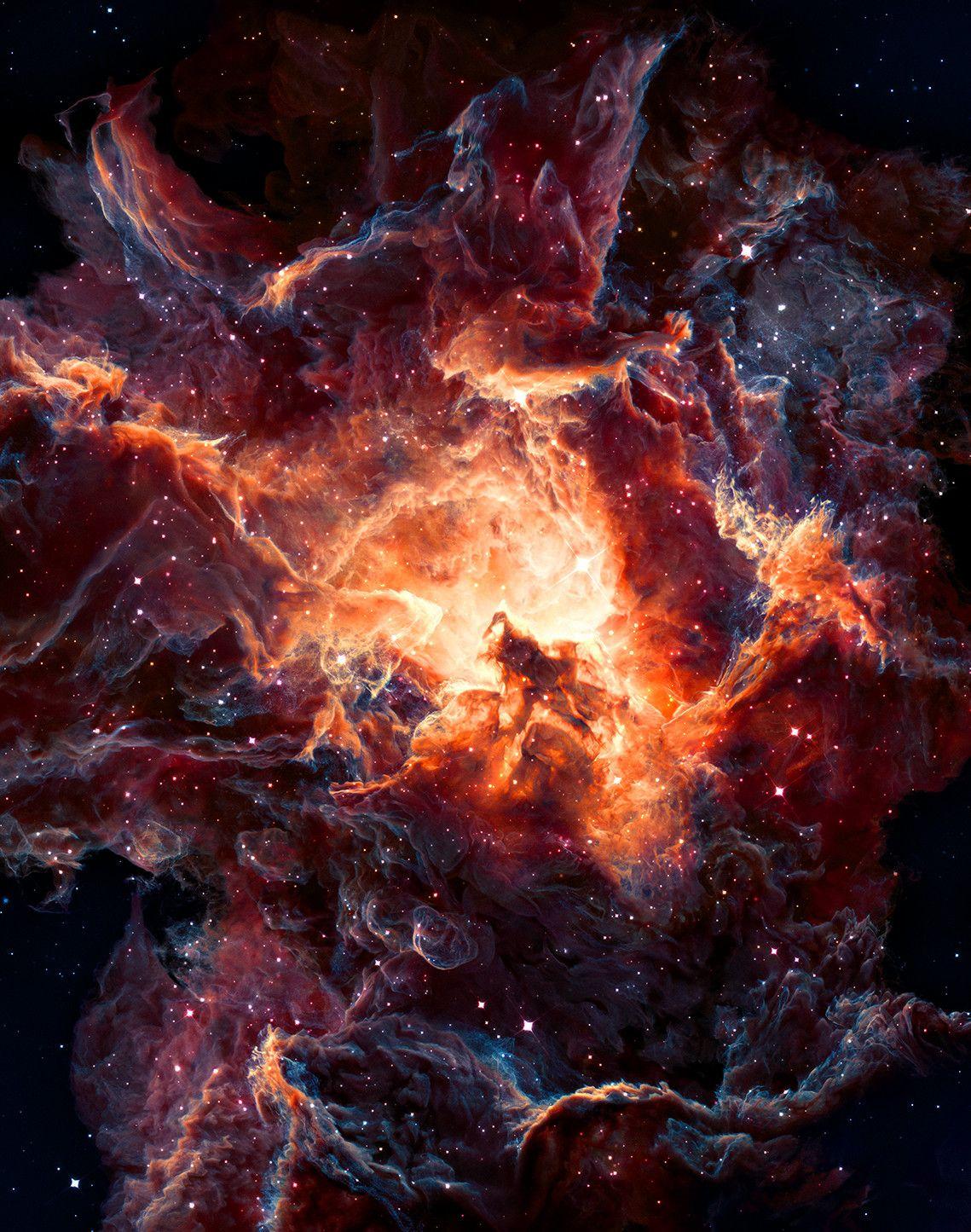 ArtStation - NCC 009.04, Teun van der Zalm | Space ...
