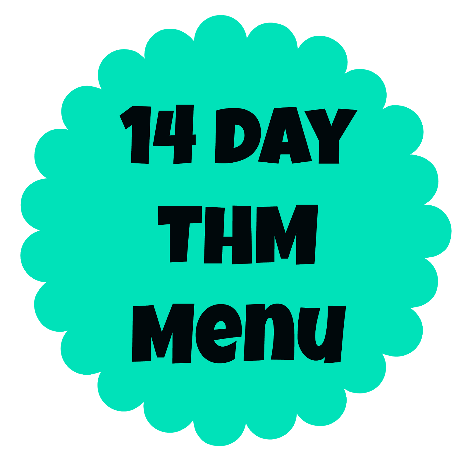 It is an image of Enterprising Thm Menu Planner
