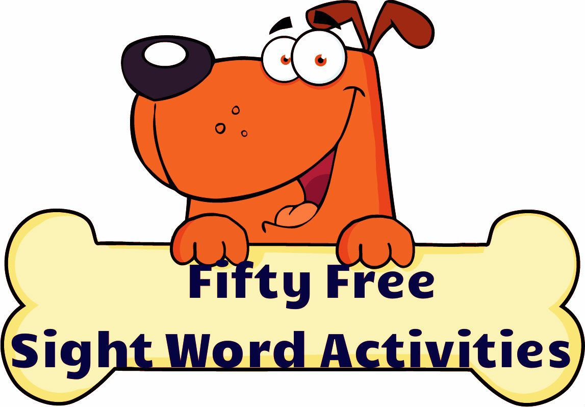 Fifty Free Sight Word Activity Sheets Great For Reviewing